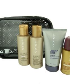 JOICO Reise Pflege Set geschädigtes Haar Conditioner Kur Styling Gel Öl