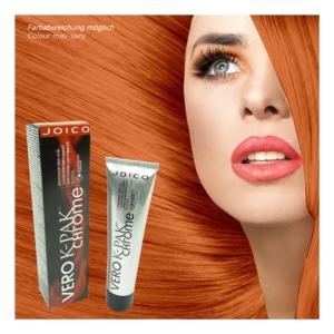 Joico Vero K-PAK Chrome Demi Permanent RC8 Orange Crush Haar Farbe - 2x60ml
