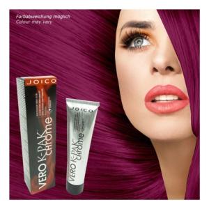 Joico - Vero K-PAK Chrome Demi Permanent RM5 Burmese Ruby Haar Farbe 3x60ml
