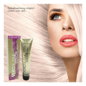Joico Vero K-Pak Permanent Haar Farbe Creme Coloration 74ml Nuancen zur Auswahl - HLB High Lift Beige Blonde