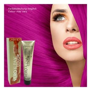 Joico Vero K-Pak Permanent Haar Farbe Creme Coloration 74ml Nuancen zur Auswahl - INRV Red Violet Intensifier
