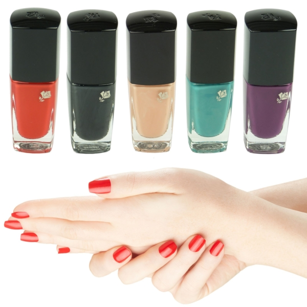 Lancome Vernis in Love - Nagel Lack Farbe Lacquer - Nail Polish Maniküre - 6ml - # 473N Rouge Reglisse