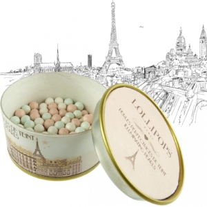 Lollipops Paris Illuminating Pearls - Puder Perlen Teint Powder Make Up - 22g