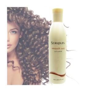 Scruples Smooth Out Curl Control Shampoo - Haar Pflege Anti Frizz - 350ml
