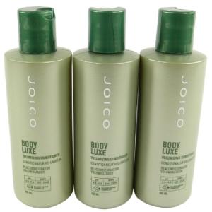 Joico Body Luxe Volumizing Conditioner Haar Pflege Spülung Multipack 3x100ml