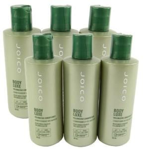 Joico Body Luxe Volumizing Conditioner Haar Pflege Spülung Multipack 6x100ml