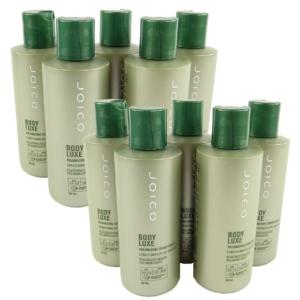 Joico Body Luxe Volumizing Conditioner Haar Pflege Spülung Multipack 10x100ml