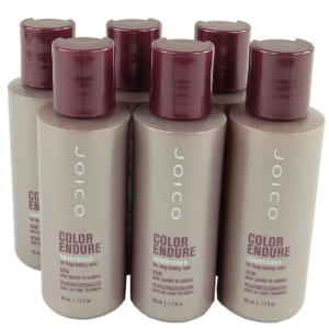 Joico Color Endure Conditioner gefärbtes Haar Pflege Spülung Multipack 6x50ml