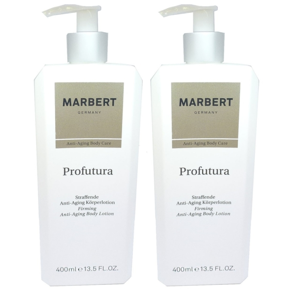 Marbert Profutura Anti Aging Body Care Körper Pflege Lotion Multipack 2x400ml