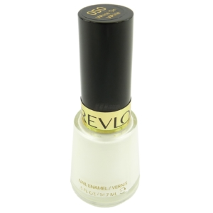 Revlon Nail Enamel Nagel Lack Maniküre 14,7 ml Farbauswahl Nail Polish Make Up - White on White - 050