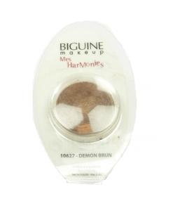 BIGUINE MAKE UP PARIS MES HARMONIES - Lidschatten Augen Farbe Kosmetik - 0,8g - 10627 Demon Brun