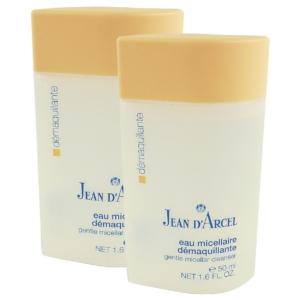 Jean D´Arcel eau micellaire demaquilante Gesicht Reinigung Tonic Wasser 2x50ml