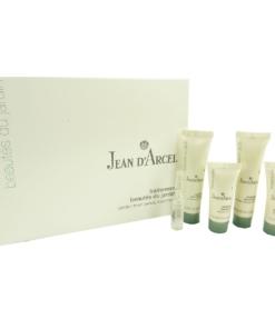 Jean D´Arcel traitement beautes du jardin Gesicht Haut Pflege Reinigung Set