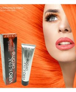 Joico Vero K-PAK Chrome Demi Permanent RO Really Orange Haar Farbe - 2x60ml