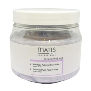 Matis Essential Plush Face Peeling Gesicht Reinigung Haut Pflege Creme 250ml