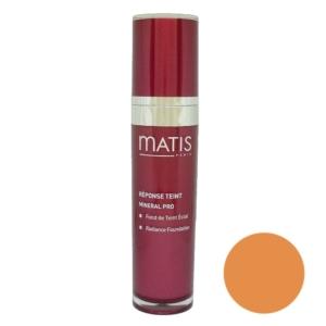 Matis Reponse Teint Mineral Pro Radiance Foundation - Gesicht Grundierung 30ml - Dark Beige