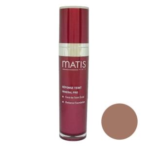 Matis Reponse Teint Mineral Pro Radiance Foundation - Gesicht Grundierung 30ml - Brown Beige