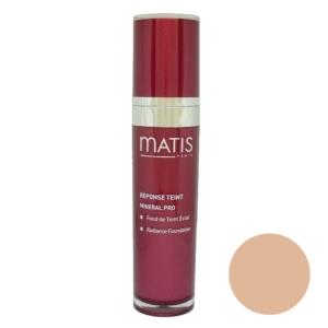 Matis Reponse Teint Mineral Pro Radiance Foundation - Gesicht Grundierung 30ml - Rosy Beige