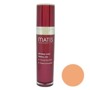 Matis Reponse Teint Mineral Pro Radiance Foundation - Gesicht Grundierung 30ml - Medium Beige
