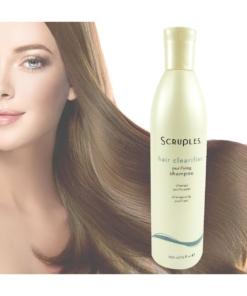 Scruples Hair Clearifier Purifying Shampoo - Repair Haar Pflege - 350 ml
