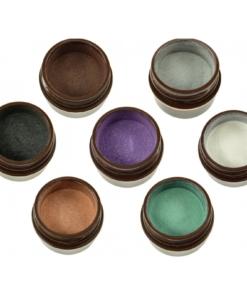 Phyts Lidschatten Touch of Light verschiedene Farben Kosmetik Multipack 7x6ml