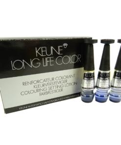 Keune Long Life Color 106A Blau Silber Farbfestiger Haar Coloration 18x17,5ml
