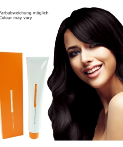 Z.ONE Color The New Attitude Haar Farbe - 100ml - permanent Coloration Creme - 5.03 Natural Warm Light Brown
