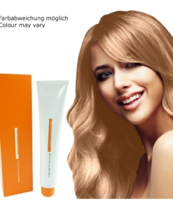 Z.ONE Color The New Attitude Haar Farbe - 100ml - permanent Coloration Creme - 9.03 Natural Warm Very Light Blonde
