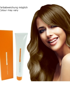 Z.ONE Color The New Attitude Haar Farbe - 100ml - permanent Coloration Creme - 8.03 Natural Warm Light Blonde