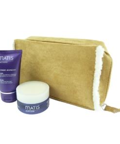 Matis Climatis Balm 50ml + Nourishing Balm 15g + Tasche Geschenk Pflege Set