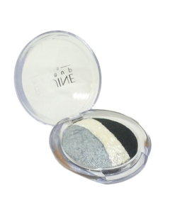 BIGUINE MAKE UP PARIS COMETINE EYES SHADOW - Lidschatten Puder Augen Farbe 2.2g - 10804 Metal Quartz