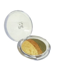 BIGUINE MAKE UP PARIS COMETINE EYES SHADOW - Lidschatten Puder Augen Farbe 2.2g - 10816 Voile Champetre