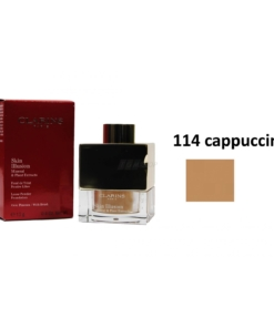 Clarins Skin Illusion Mineral and Plant Extracts Puder Teint Foundation 13g - 114 cappuccino