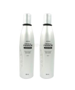 Joico Chemical Enhancer Acidifier - strapaziertes Haar intensiv Pflege Kur - 2 x 300 ml