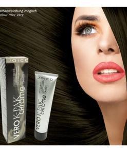 Joico Vero K-PAK Chrome Demi Permanent A3 Ebony Ash Brown Haar Farbe - 3x60ml