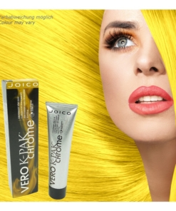Joico Vero K-PAK Chrome Demi Permanent RY Really Yellow Haar Farbe - 2x60ml