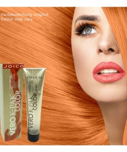 Joico Vero K-Pak Permanent Haar Farbe Creme Coloration 74ml Nuancen zur Auswahl - INC Copper Intensifier