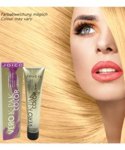 Joico Vero K-Pak Permanent Haar Farbe Creme Coloration 74ml Nuancen zur Auswahl - TBB Beige Blonde