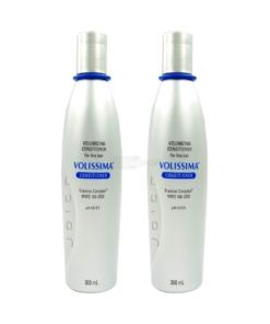 Joico Volissima Volimising Conditioner - Volumen Pflege Spülung feines Haar - 2 x 300 ml
