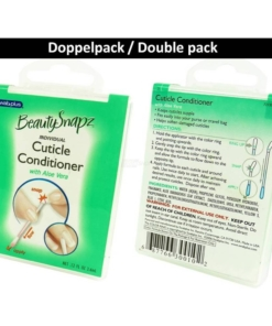 SwabPlus - Beauty Snapz - Nagel Haut Pflege - Cuticle Conditioner - Aloe Vera - 2-Pack