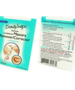 SwabPlus - Beauty Snapz - Mascara Remover Corrector Makeup Entferner Waterproof - 3-Pack
