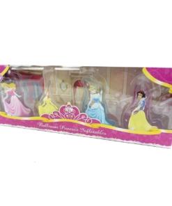 Walt Disney Princess Ballroom Princess Inflatables Duschgel Pflege Set - 4x50ml