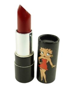 BIGUINE MAKE UP PARIS BETTY BOOP - Lippen Stift Farbe Kosmetik - 3,5g - 108 MATE RED KISS