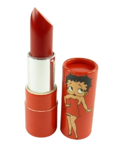 BIGUINE MAKE UP PARIS BETTY BOOP - Lippen Stift Farbe Kosmetik - 3,5g - 109 SHINE RED KISS