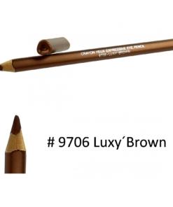 BIGUINE MAKE UP PARIS Crayon Yeux Expressive Eye Pencil - Augen Liner - 1,2g - 9706 Luxy' Brown