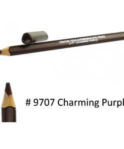 BIGUINE MAKE UP PARIS Crayon Yeux Expressive Eye Pencil - Augen Liner - 1,2g - 9707 Charming Purple