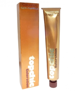 Goldwell Topchic Coloration Haar Farbe Creme - 80 ml - Versch. Nuancen - 6P Dunkel Perl Blond