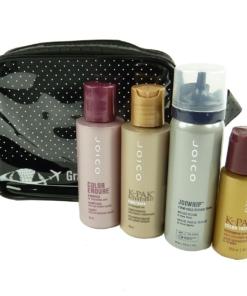 JOICO Reise Pflege Set coloriertes Haar Shampoo K-Pak Conditioner Haarschaum Öl