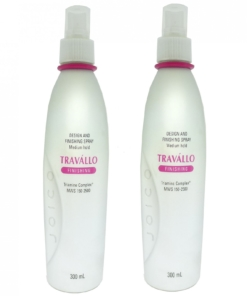 JOICO TRAVALLO Design and Finishing Hair Spray Haar Styling Lotion medium Halt - 2 x 300 ml
