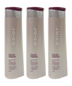 Joico Color Endure Conditioner - gefärbtes Haar Pflege Aminosäure Spülung - 3x 300ml